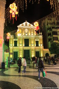 St Dominic's Church, Macau