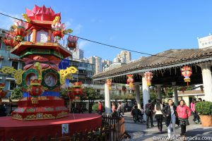 Carmo Fair (Taipa Old Market)