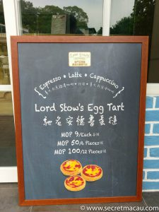 Lord Stow's